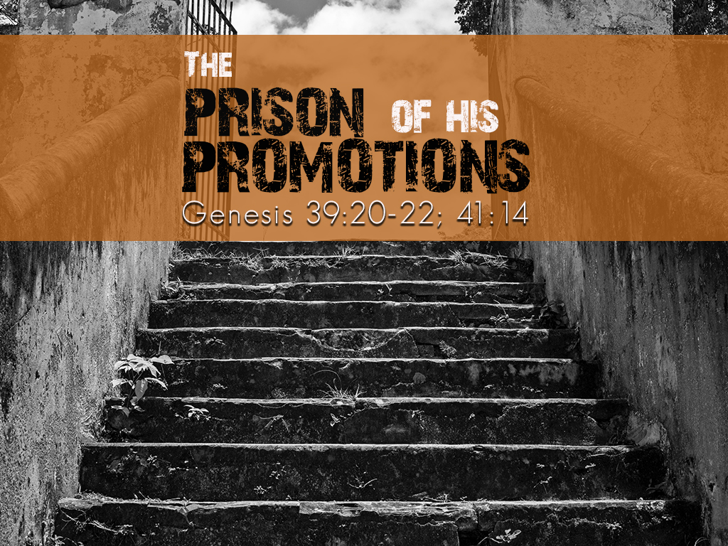 The Prison of His Promotions Part 1
